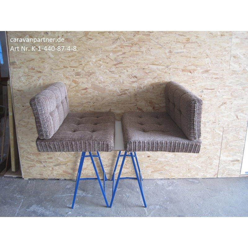 polster f r dinette wohnwagen wohnmobil 149 00. Black Bedroom Furniture Sets. Home Design Ideas