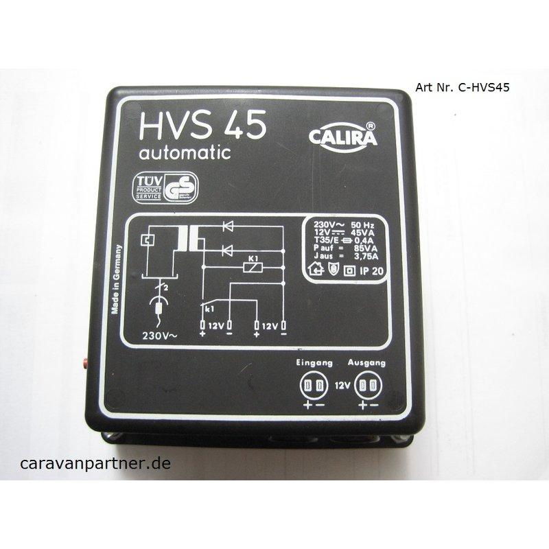 calira hvs 45 automatic 12v stromversorgung wohnwagen 149 00. Black Bedroom Furniture Sets. Home Design Ideas