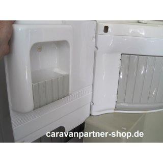 Set f nasszelle wohnwagen wohnmobil duschwanne waschbecken schrank etc gebraucht 298 00 - Waschbecken gebraucht ...