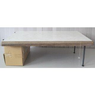 Hobby Tisch 95 x 73 mit Klappfuß gebraucht